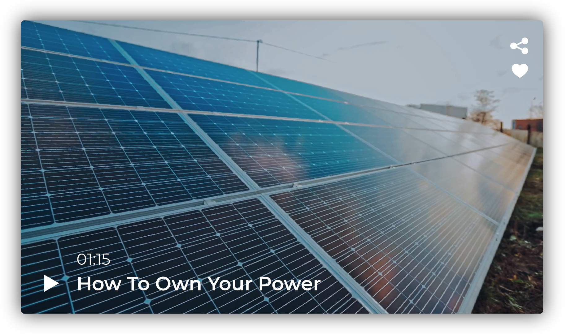 Click to watch video about solar power in Mississippi
